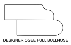 Laminated OGEE Full Bullnose F