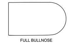 Full Bullnose A