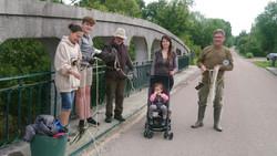 Groupe atelier pêche à l'aimant