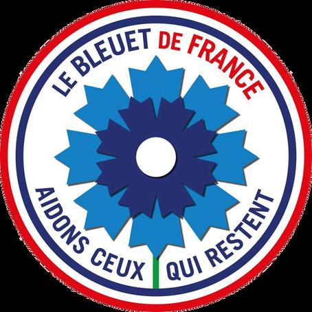 11 Novembre - Bleuet de France