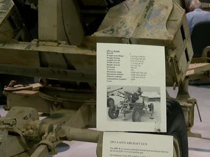 Louisiana Military Museum hosts Open House for Veteran's Day