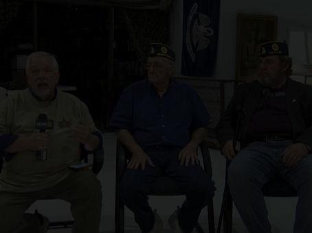Museum Hosts KADN-15 Veteran's Day Morning Show: Part 5