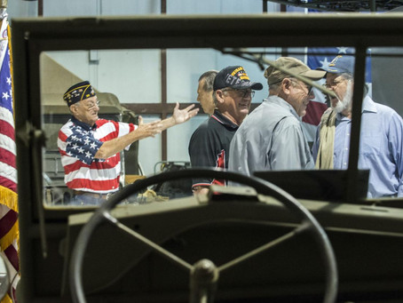 Photos: Louisiana Military Hall of Fame and Museum Veterans Day Open House