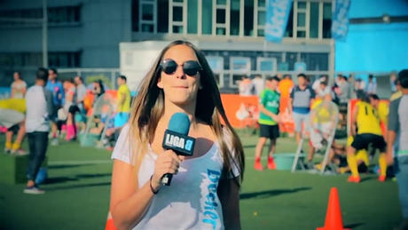"Catalina Silva: notera ""Liga B"""