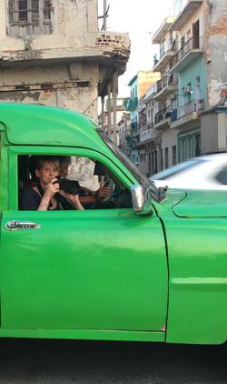Cuba Tour private taxi