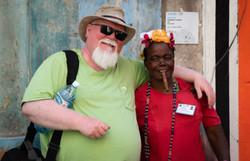 Cuba tour friendship