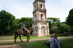 cuba tour horseman trinidad