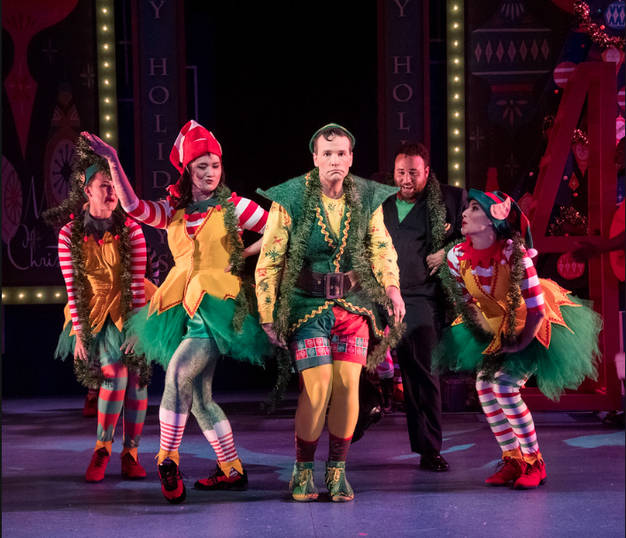 Elf at Olney Theatre Center