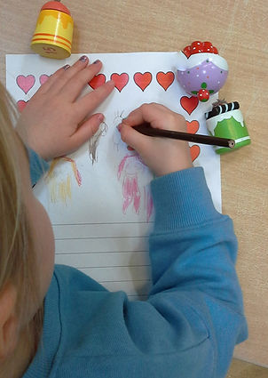 Drawing_Redhill_Baptist_Church_Preschool