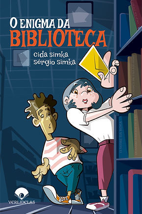O ENIGMA DA BIBLIOTECA