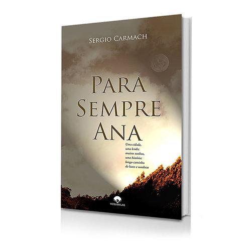 Para Sempre Ana (primeira edição)