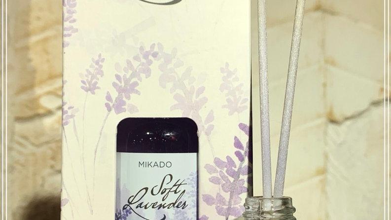 Mikado soft lavender