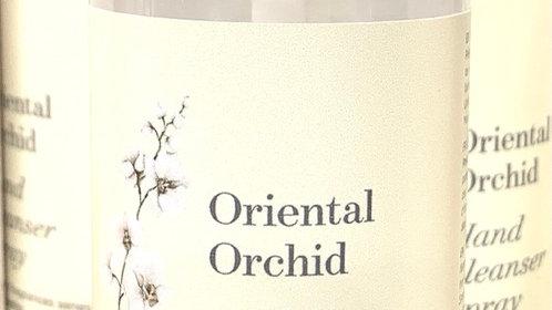 Spray désinfectant mains oriental orchid