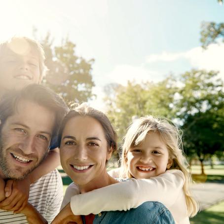 Wie wäre es, wenn Du jederzeit machtvoll für ein harmonisches Familienleben sorgen könntest?