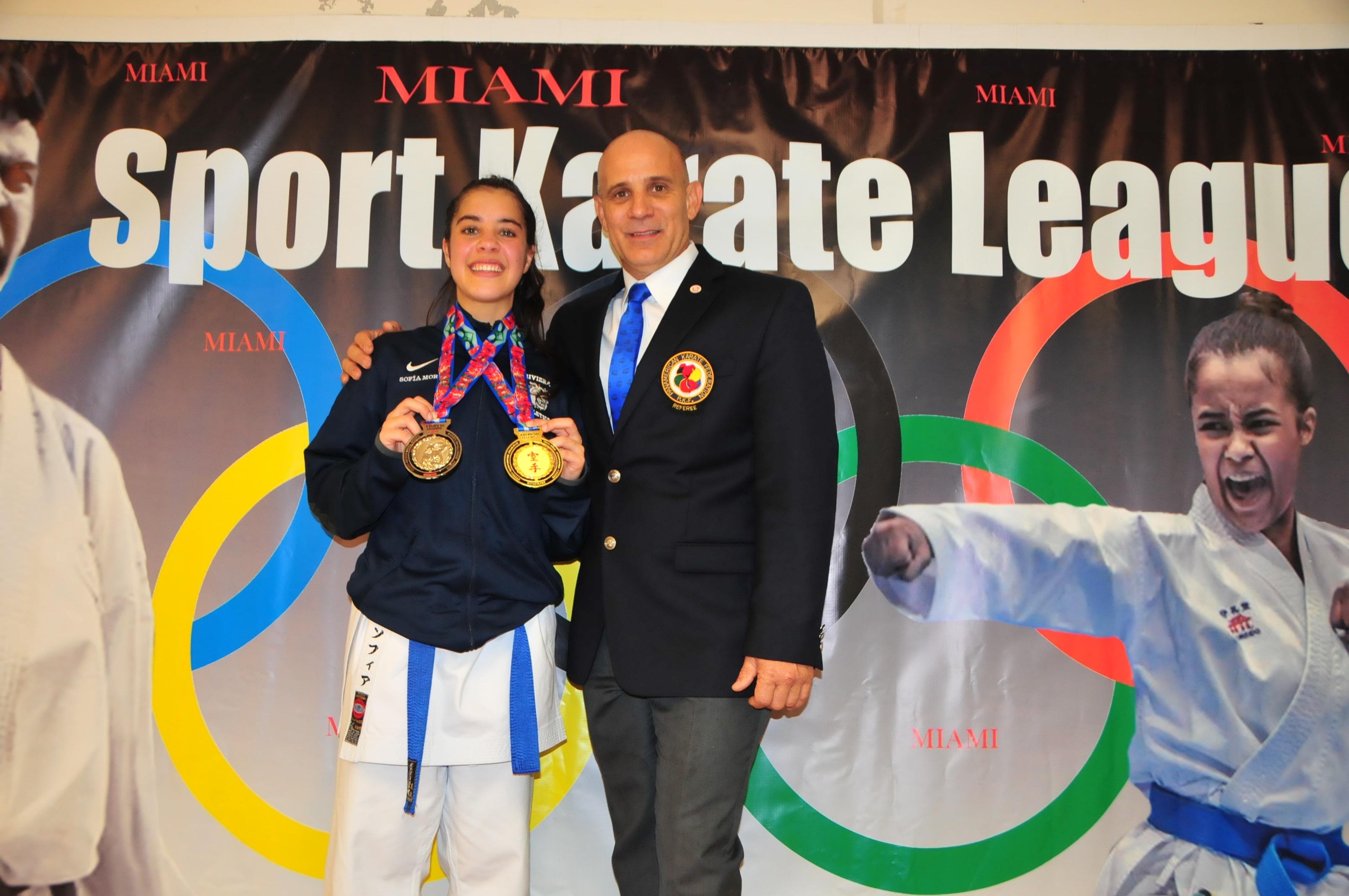 Florida Karate League 2017