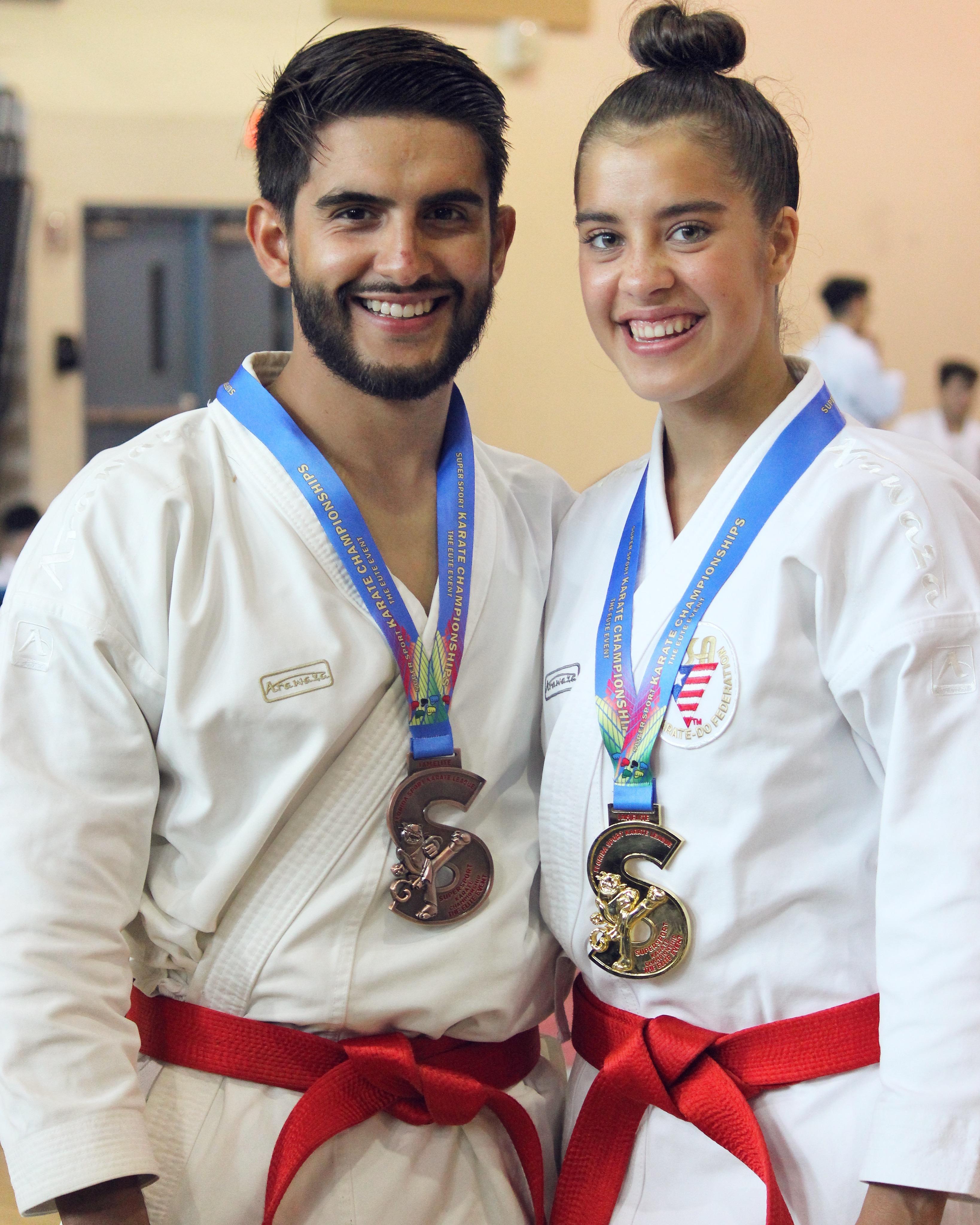 Florida Sport Karate League