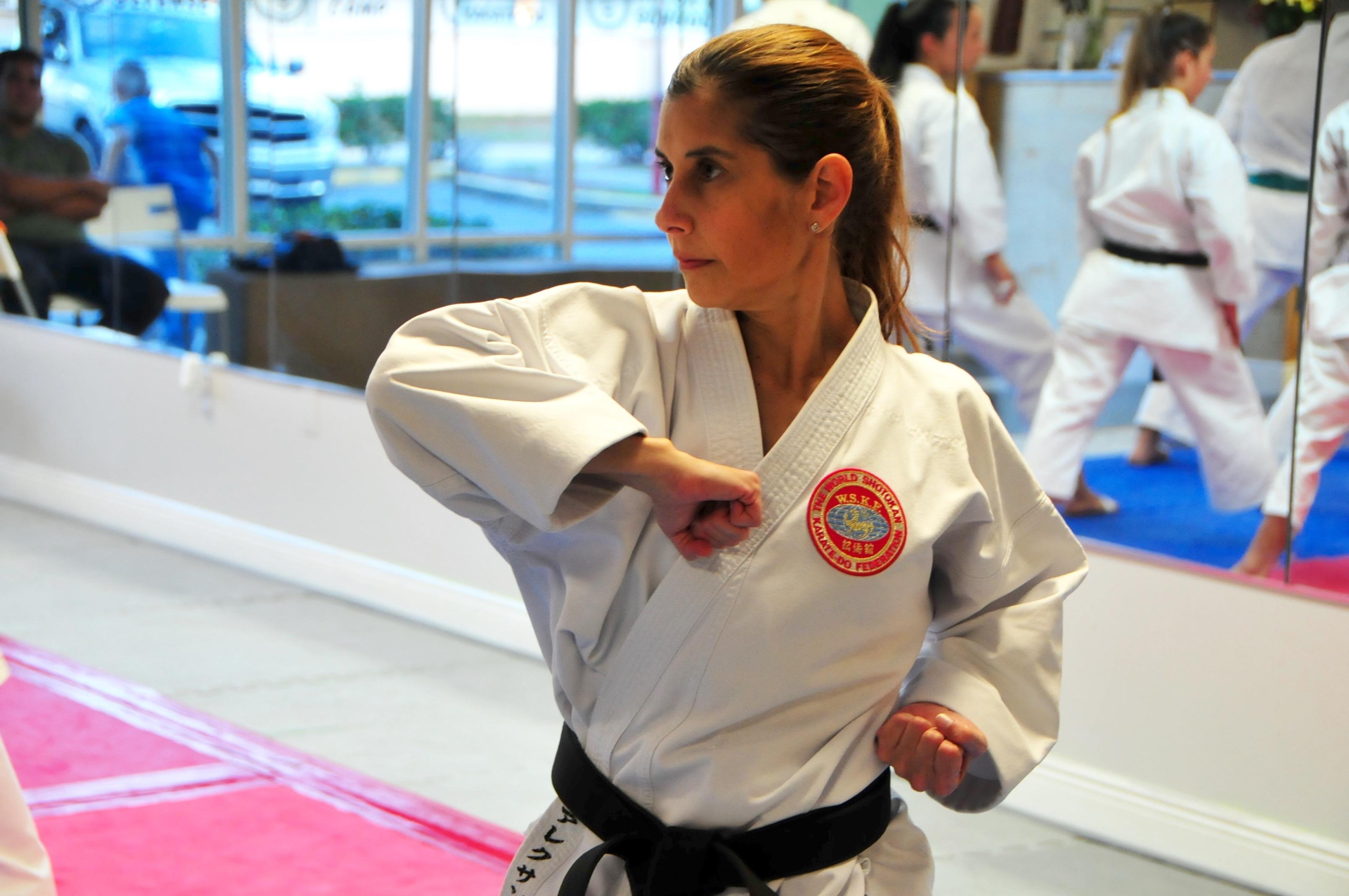 Sensei Alexandra Marquez