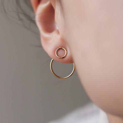Monica - Geometric Earrings