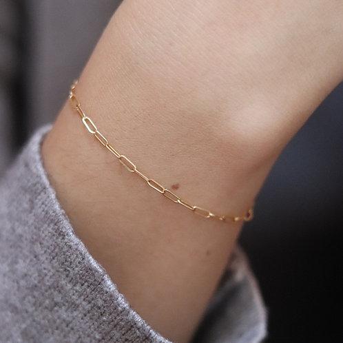 Carrie - Link Chain Bracelet