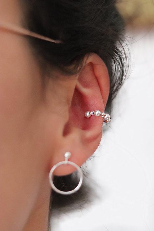Anna - Earcuff Pearls