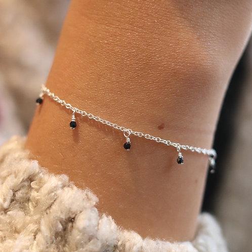 Rachel - Tiny Crystal Bracelet