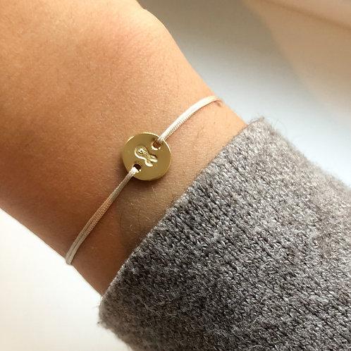 Elfie - Ribbon Fabric Bracelet