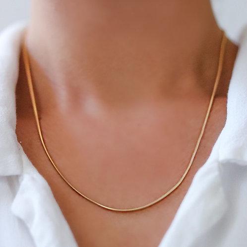 Taylor - Snake Necklace