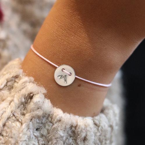 Lexie - Personalized Motive Fabric Bracelet