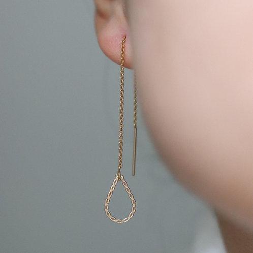 Lorelai - Threader Earrings