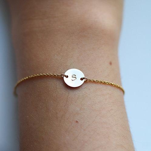 Ricarda - Initial Bracelet