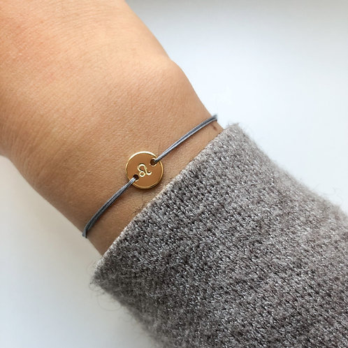 Nina - Horoscope Fabric Bracelet