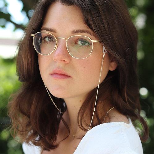 Miranda - 3 in 1 eyeglass/mask/necklace chain