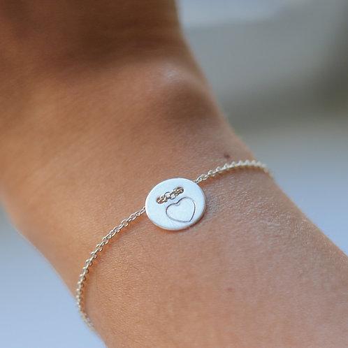 Lexie - Personalized Motive Bracelet