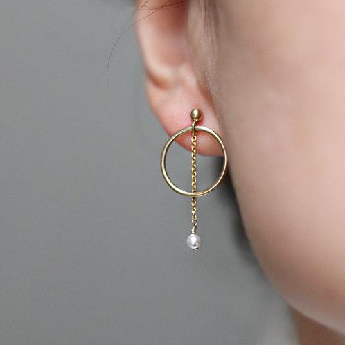 Aria - Geometric Earrings