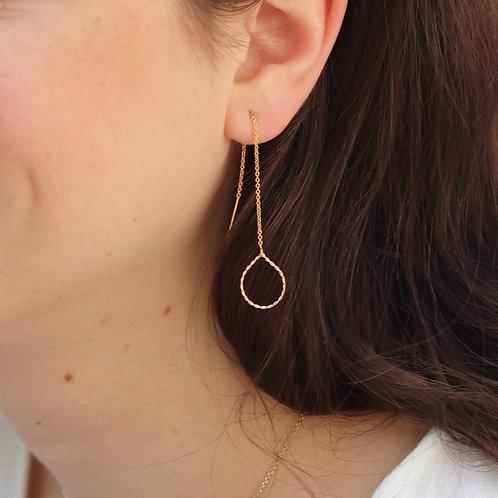 Lorelai - Threader Earrings Classic
