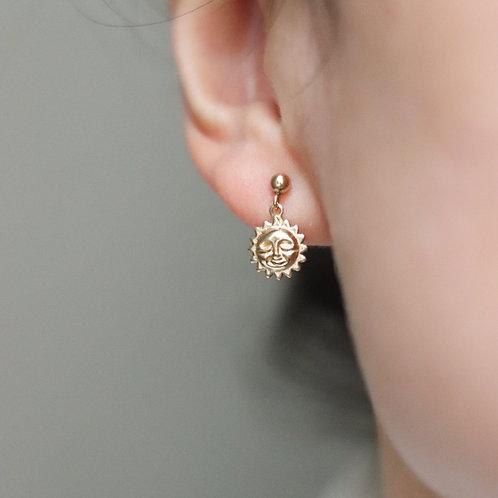Aurora - Sun Earrings