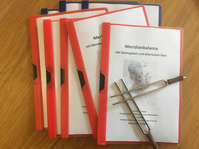 """Seminar Tonpunktur """"Meridianbalance"""""""