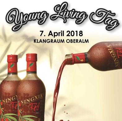 Young Living Tag im KlangRaum Oberalm