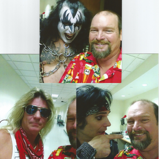 Hairball Backstage
