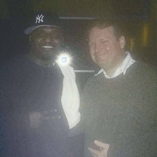 """""""MAD TV""""'s Aries Spears"""