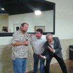 Chris Spryer and Dr. Gonzo in MO