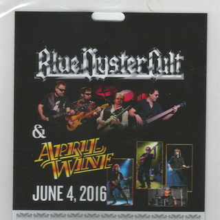 Blue Oyster Cult & April Wine