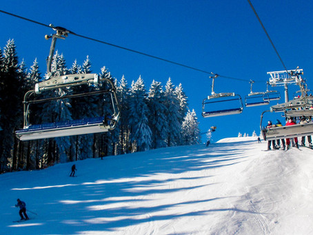 Sneeuw Winterberg