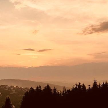 Zonsonderdag in Winterberg