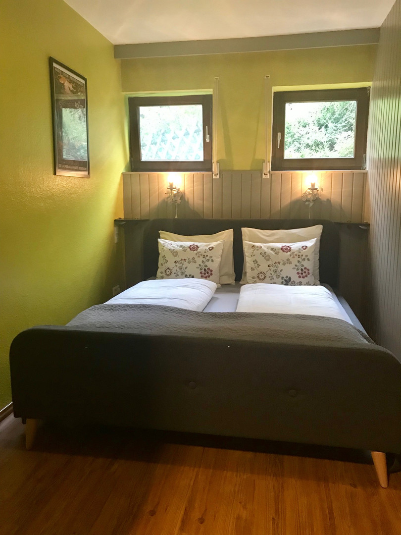 2-persoons bed 1.60x2.00