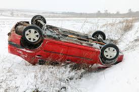 Risico's rijden zonder winterbanden in Duitsland