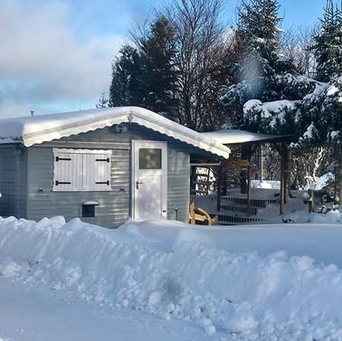 Sneeuwhutje in Winterberg