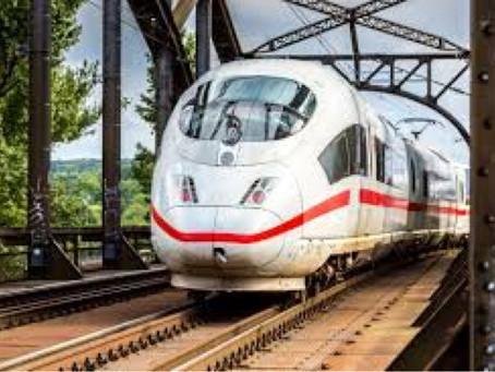 Met de trein naar Winterberg