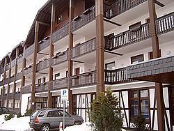 Kappeberg Lodge is een appartement in Winterberg voor maximaal 8 personen