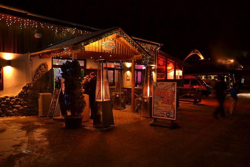 Skihut en bar de Brabander voor een echte apres-ski